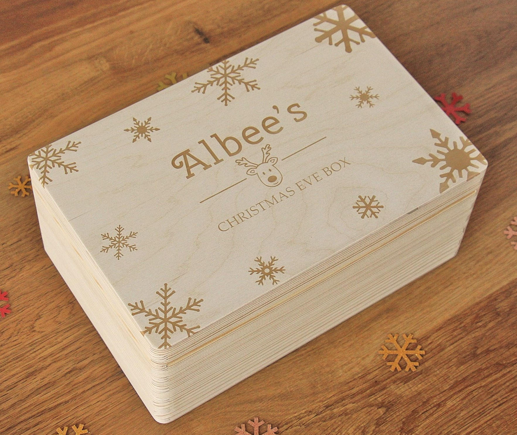 Christmas Eve Box, Personalised Christmas Eve Box