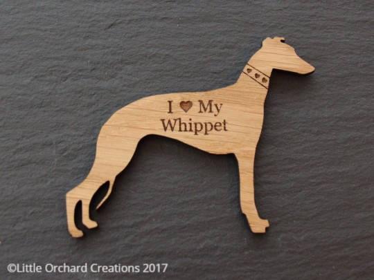 Personalised Wooden Fridge Magnets, Wooden Fridge Magnets
